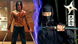 Ninja Assassin 2 ☯ NINJUTSU Brutal Training   Mind & Body Real Transformation. - Rare J. Vargas TV!