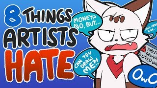 Things I Can't Stand - Artist Edition