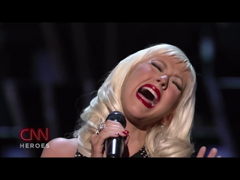 CHRISTINA AGUILERA AND HER BEST HIGH NOTES (Live)