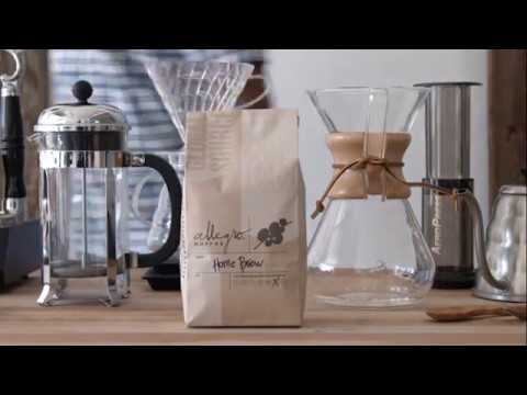 How to Brew Coffee at Home Using a Chemex Coffee Maker