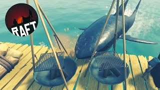 SHARK ALL UP IN MY GRILL!! | Raft | Fan Choice Friday