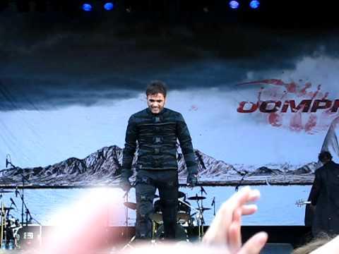 Oomph! Träumst du  *Top Quali*  ~ Live auf dem Zita-Rock  2009~