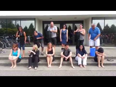 Round 3 Ice Bucket Challenge at Delta Controls and ESC Automation