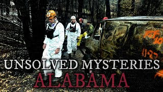 2 Strange & Unsolved Disappearances from Alabama