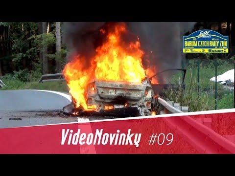 Barum Czech Rally Zlín 2017 - Když se nedaří... a rozhovory
