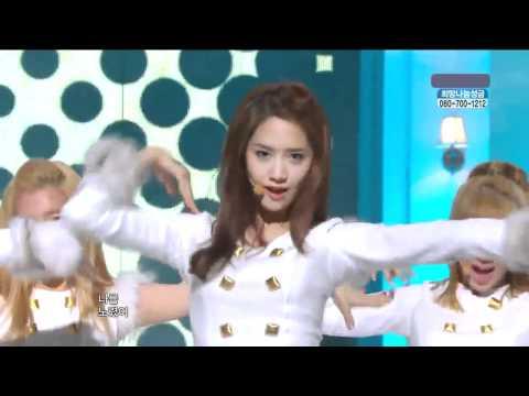 101225 SNSD少女時代   Oh! + Hoot   Xmas Special Stage   720p 720p