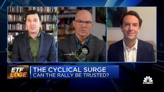 Two experts on the surge in cyclical ETFs