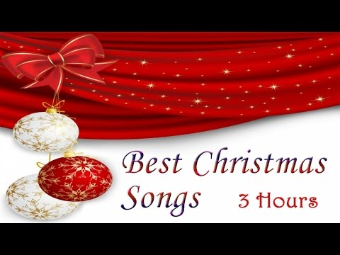 🎄BEST #CHRISTMASSONGS - 3 HOURS OF #CHRISTMASMUSIC🎄