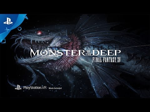 MONSTER OF THE DEEP: FINAL FANTASY XV Video Screenshot 3