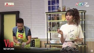 Máy bào showbiz - Hari ăn bất chấp từ show này qua show khác