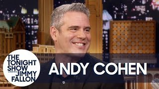 Andy Cohen Offended Nicole Kidman and Céline Dion Last New Year's Eve