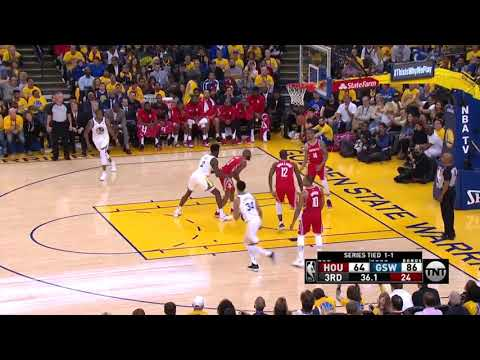 11 minutes of Shaun Livingston hitting turnaround jumpers