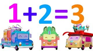 Learn Numbers - Learn Numbers For Toddlers - Learn Counting Numbers - Learn Numbers For Kids