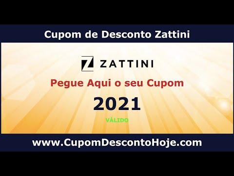 bf5e69e77 Cupom Desconto Zattini - 10% a 70% OFF - Grátis