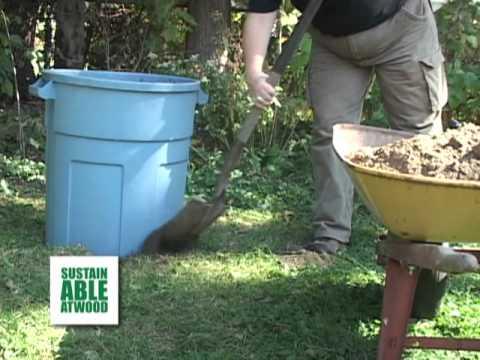 DIY Backyard Pet Waste Digester - YouTube