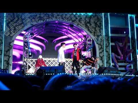 161001 스펙트럼 댄스 뮤직 페스티벌 샤이니 필굿 (SHINee - feel good)