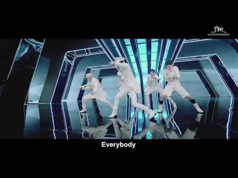 SHINee Everybody ルビ+歌詞+日本語訳