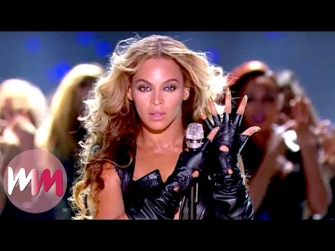 Top 10 Must Watch Beyoncé Musical Performances
