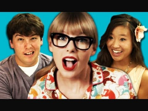Teens React to Taylor Swift - We Are Never Ever Getting Back Together