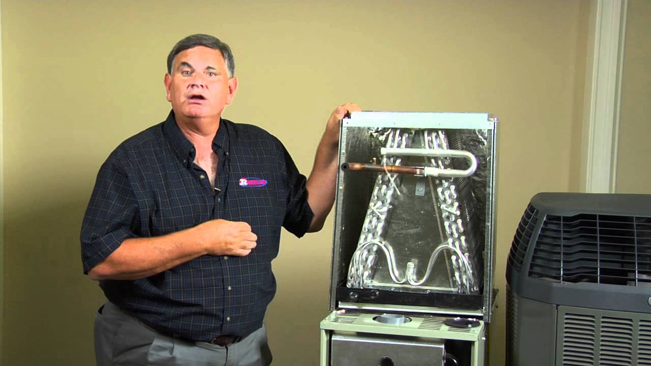 Ice On Your Air Conditioner Reliable Heating Amp Air