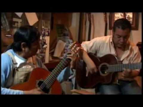 Hugo Chiliquinga reportaje presentado por Normita Navarro