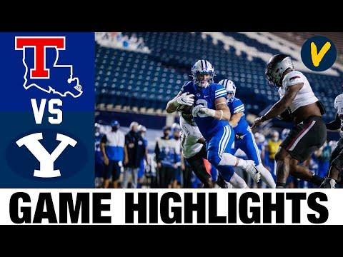 Louisiana Tech vs #22 BYU Highlights | Week 5 College Football Highlights | 2020 College Football