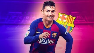 The day Cristiano Ronaldo almost signed for FC Barcelona - Oh My Goal