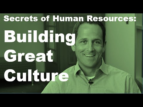 How to Build a Stellar Culture
