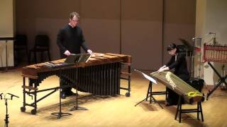 Linda Kakō Caplan - Michael Oesterle - Look On Glass (live)
