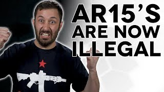 Massachusetts Assault Weapons Ban UPHELD! - The Legal Brief
