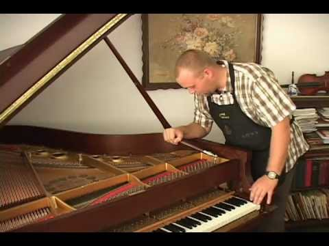 Expert Piano Rebuilding and Piano Restoration in Madison Wisconsin