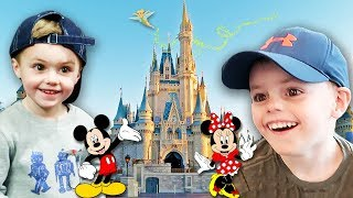We're Going To DISNEY WORLD! Surprise For The Kids!