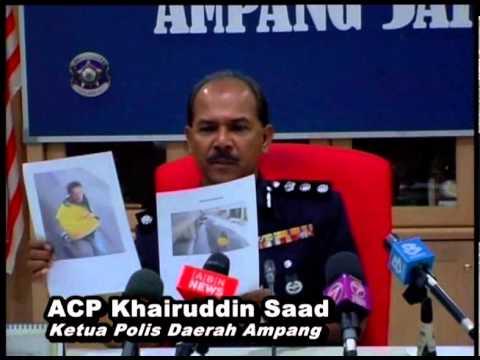 Kes Tembak Anggota Polis