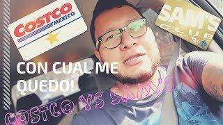 COSTCO VS SAM`S CLUB | CUAL ES MEJOR?
