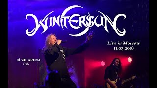 Wintersun - Live in Moscow 11.03.2018 (Entire concert)