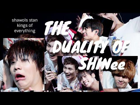 The Duality of SHINee