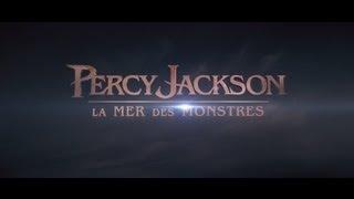 Percy jackson : la mer des monstres :  bande-annonce VOST