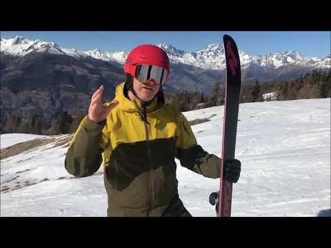 Enforcer 88 Ski