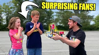 *SURPRISING MY FANS* with a HUGE POKEMON CARDS OPENING! - New Hidden Fates Packs & More