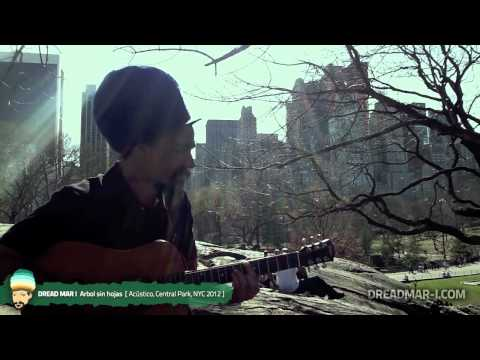 Dread Mar I - Arbol Sin Hojas [ Acústico, Central Parl - New York ]