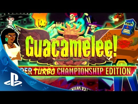 Guacamelee! Super Turbo Championship Edition© Trailer