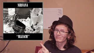 Nirvana's Bleach - Album Review W/Orion