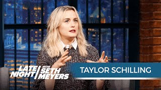 "Taylor Schilling Talks Orange Is the New Black's ""Upsetting"" Fourth Season"
