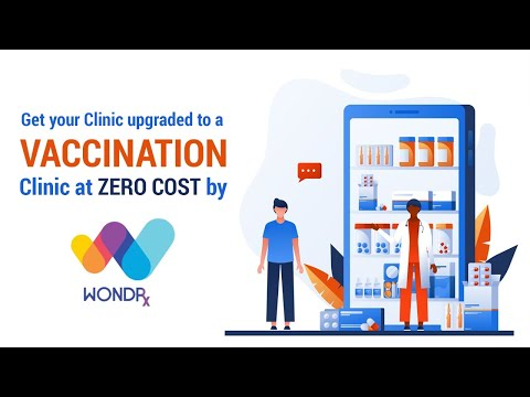 Vaccine Clinics For Doctors Powered by WONDRx