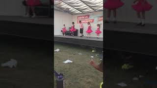 Clogging kids group * I don't have rights to music* credit for music Meghan Trainor*