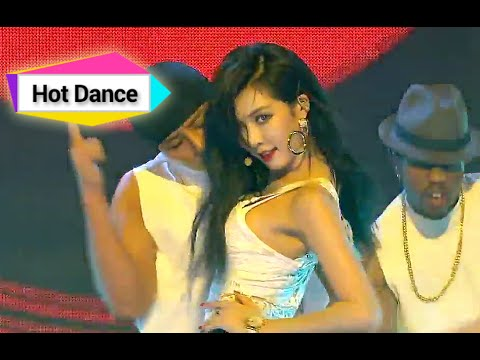 [HOT] HyunA(4minute) - RED, 현아(포미닛) - 빨개요, Show! Music Core 20140809