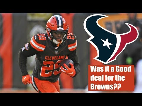 Did the Browns Make the Right Move by Trading Duke Johnson?