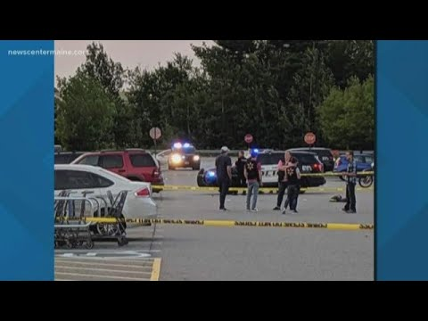 Police investigate shooting at Auburn, Maine Walmart