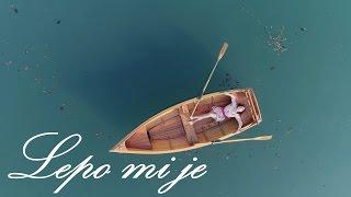 Tanja Žagar - Lepo mi je (Official video)