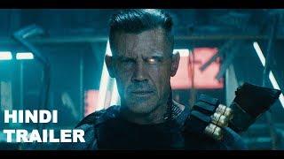 Deadpool, Meet Cable (Deadpool 2) - HINDI Trailer
